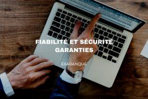 Exabanque : Des opérations bancaires en toute sécurité