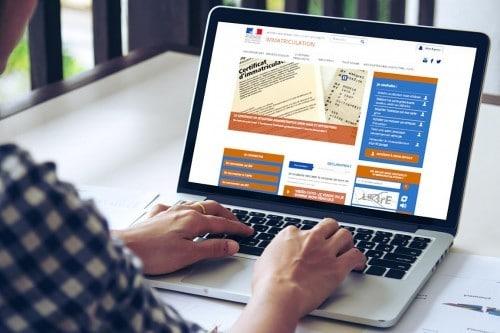 consultation site ANTS