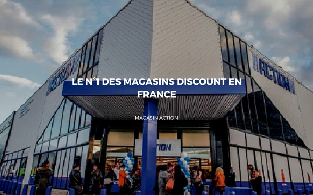 Economiser de l'argent en faisant les courses au magasin Action
